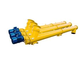 LS- I型系列螺旋输送机